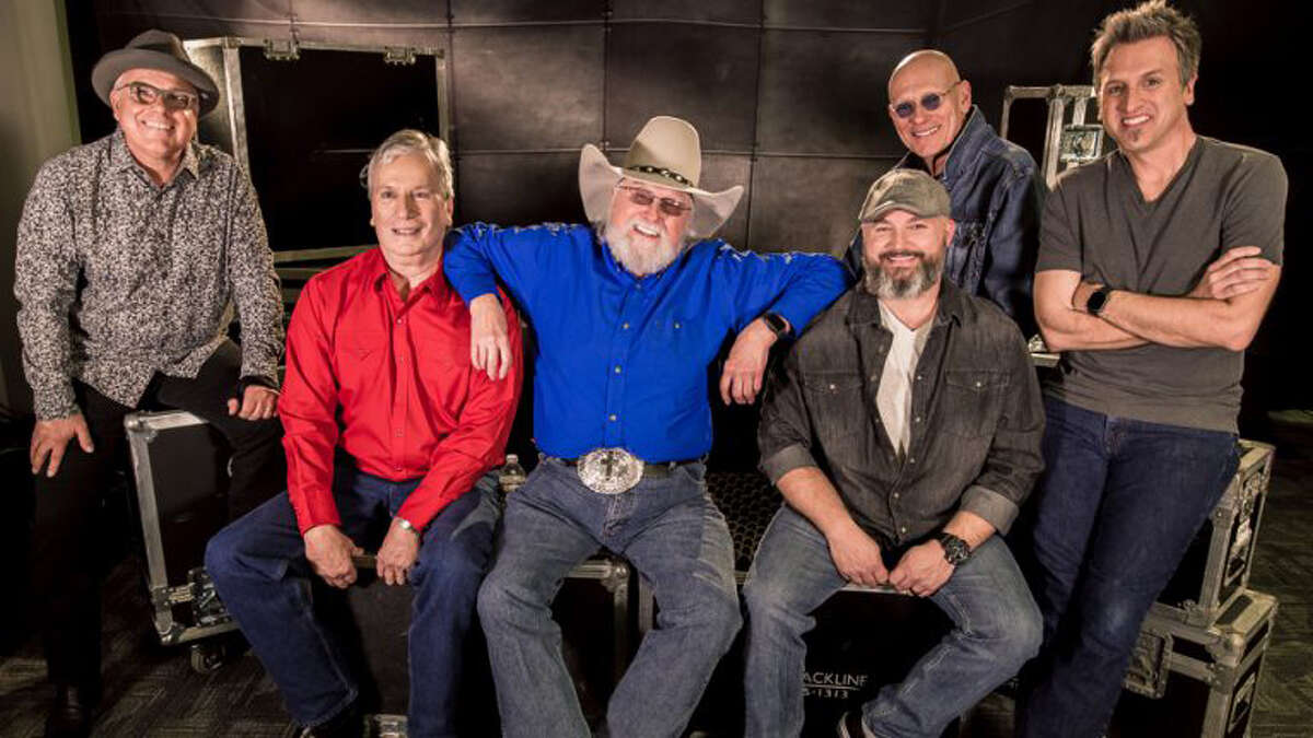 Charlie Daniels is coming to the Midland Center for the Arts.