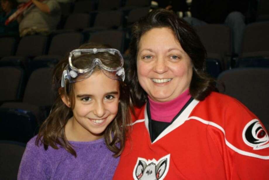 Were you seen at 2009 Albany River Rats vs. Adirondack Phantoms? Photo: Jon Campbell