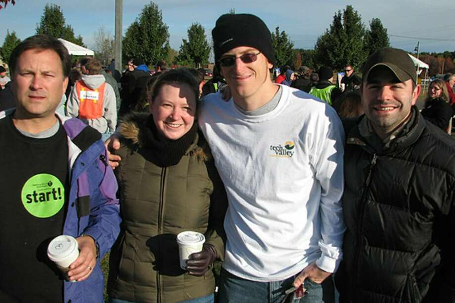 Were you seen at 2009 Capital Region Start! Heart Walk? Photo: Kristi L. Gustafson