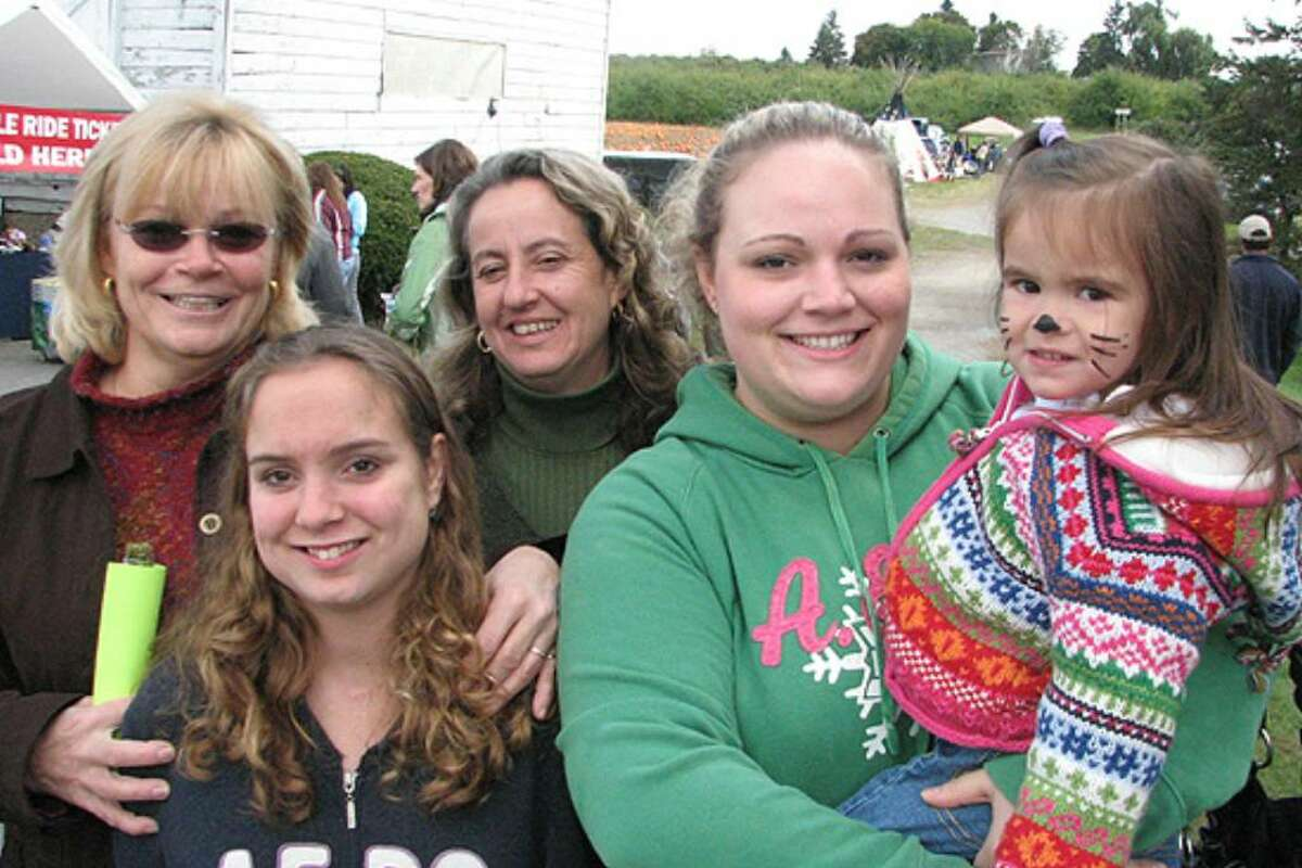 Were you seen at 2009 Goold Apple Festival?