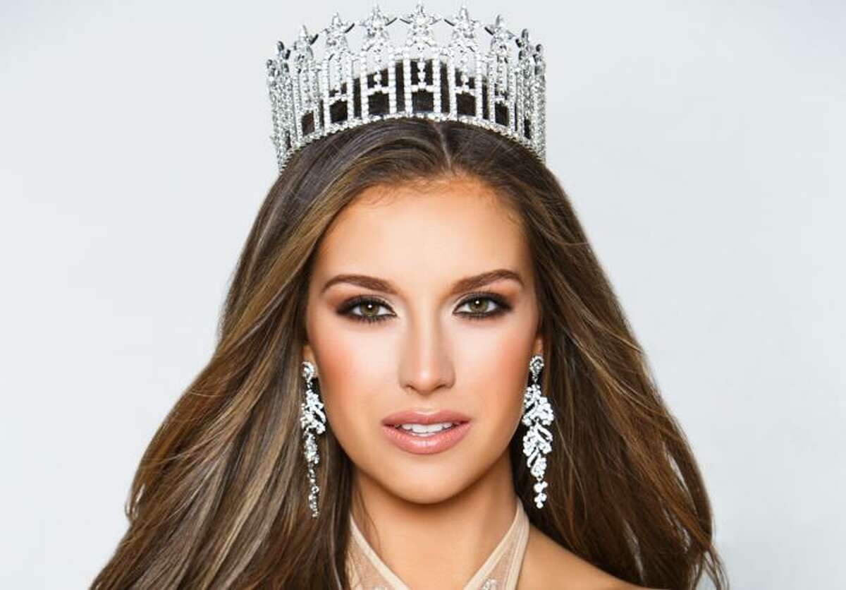 Alayah Benavidez says most of a pageant winner's time is devoted to community service.