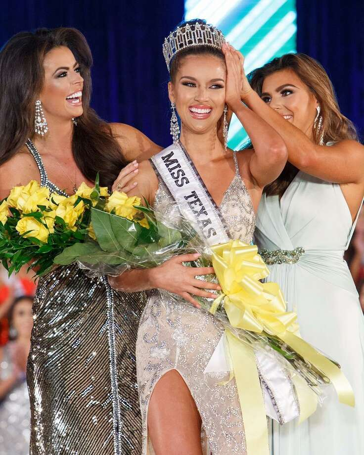 Things to know about San Antonio's 'The Bachelor' contestant 1.Alayah Benavidez won the crown for Miss Texas USA 2019. The pageant is part of the Miss USA franchise. She alsowon Miss San Antonio Teen USA 2013 and Miss San Antonio Texas 2018. She also won Miss Texas United States, a separate pageant circuit, in 2016 when she was 20 years old. Photo: Miss Texas USA Official Instagram