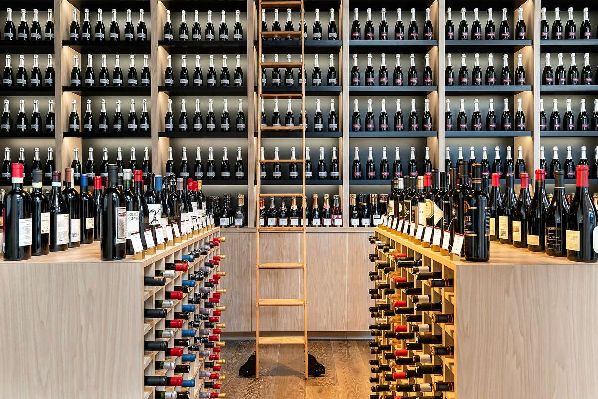 New Burlingame wine bar Velvet 48 stocks thousands of bottles, which guests can enjoy on site or to-go. This is owner Jason Cooper's first business, though he's been in the wine industry for 20 years.