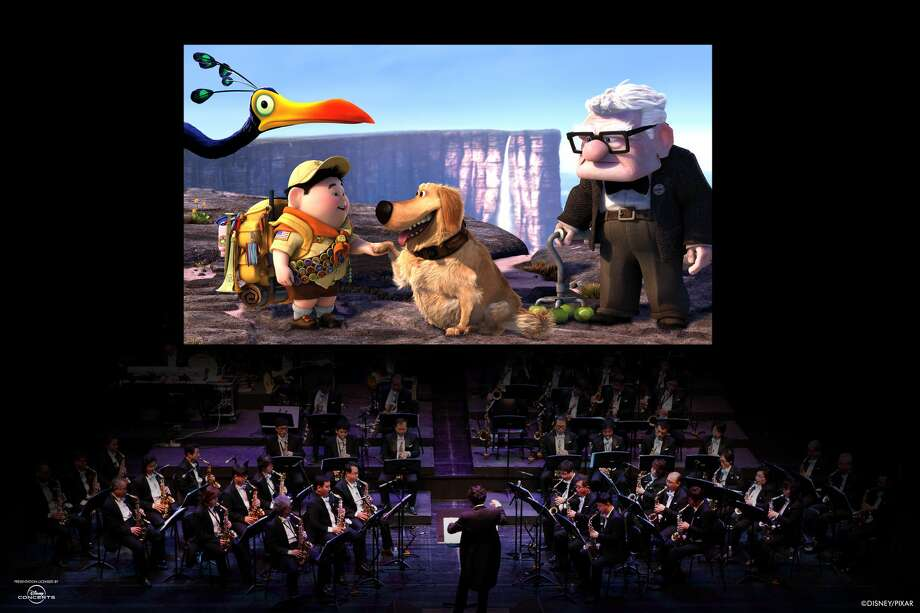 """The San Francisco Symphony will be the first in the world to host live score performances for award-winning films """"Up"""" and """"Call Me By Your Name"""" this summer. Photo: Copyrighted For Orange Photography/ Tara Luz Stevens, Neil Uhl, Pixar, SF Symphony, San Francisco 2014"""