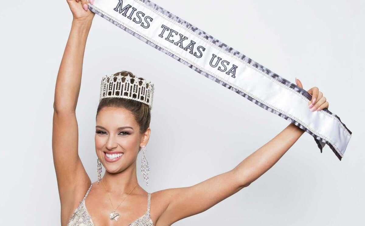 Miss Texas USA 2019 Alayah Benavidez.
