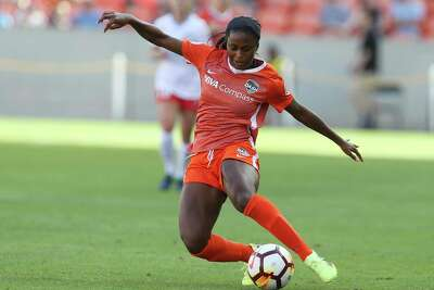 Nichelle Prince and the Dynamo are still out for respect after winning the NWSL Challenge Cup.