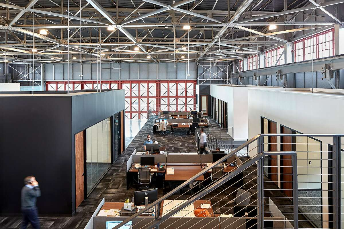 More than 100 businesses employing more than 1,000 people occupy space on Alameda Point, a redevelopment site that formerly served as a naval air station.