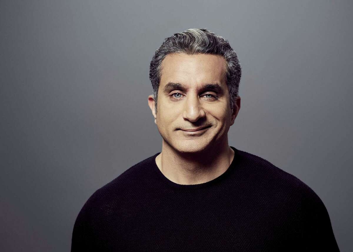 Bassem Youssef will play The Stress Factory in Bridgeport May 2-4.