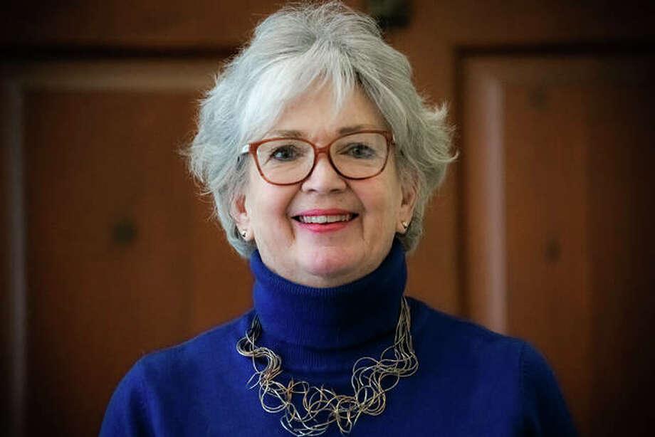 Alton YWCA Women of Distinction honoree Sarah Farley Woodman.