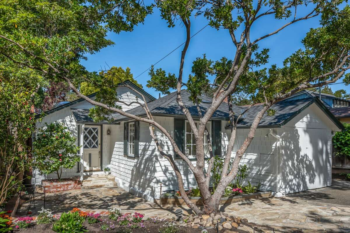This Carmel cottage was a star in Play Misty for Me. You can be the next owner for $1.895M