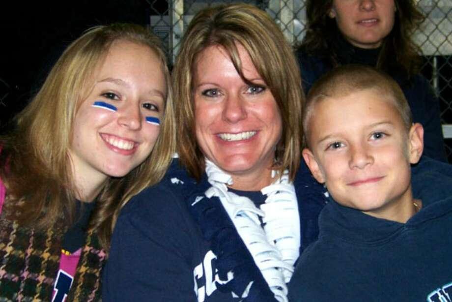 Were you seen at 2009 High school football - Columbia homecoming? Photo: Rebecca Isenhart