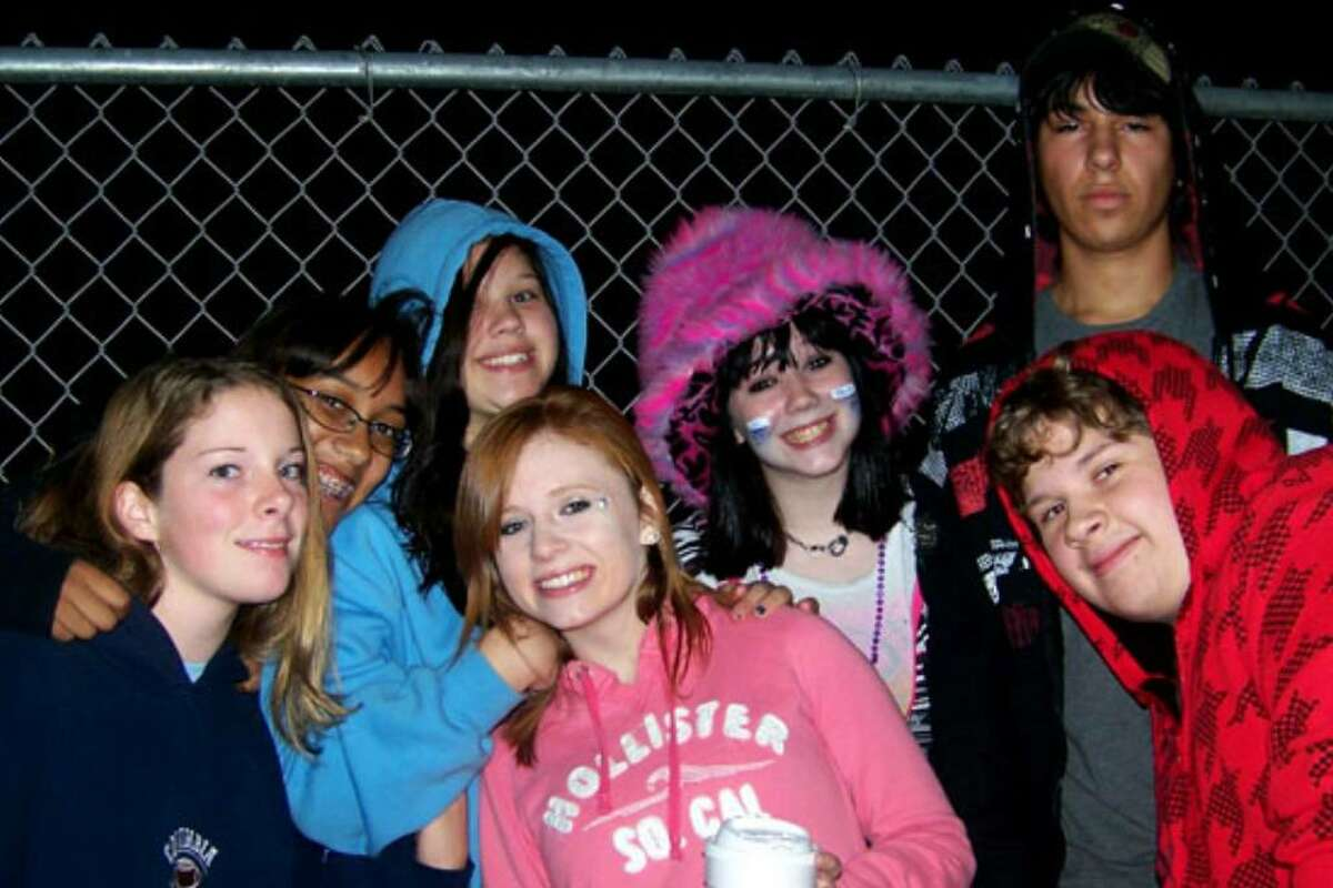 Were you seen at 2009 High school football - Columbia homecoming?