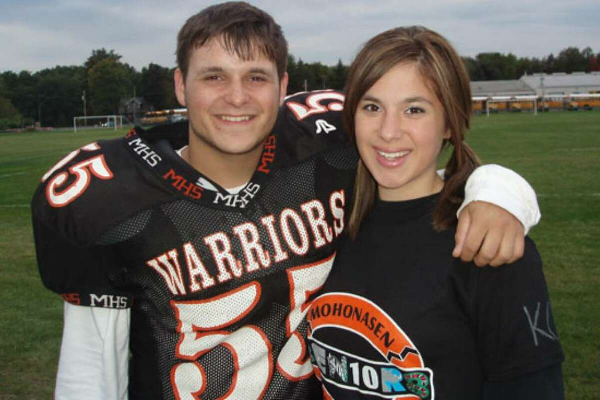 Were you seen at 2009 Mohonasen's homecoming game against Scotia?