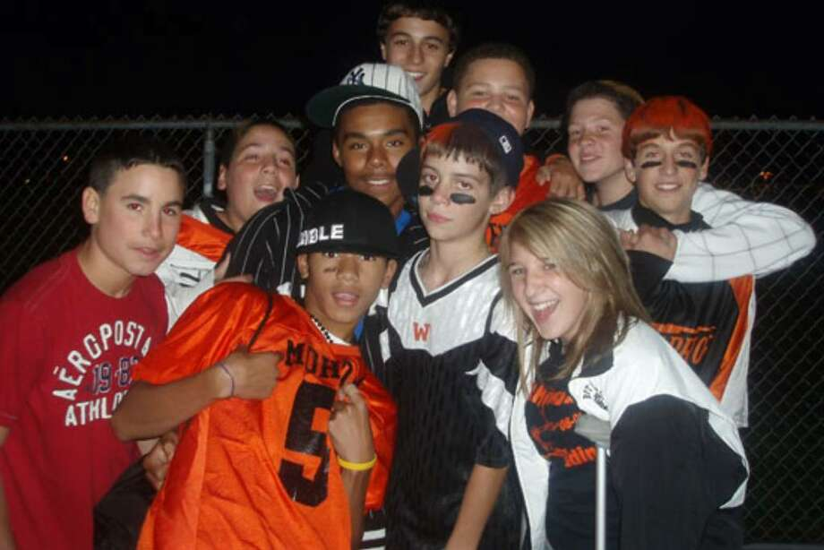 Were you seen at 2009 Mohonasen's homecoming game against Scotia? Photo: Jennifer Korszun