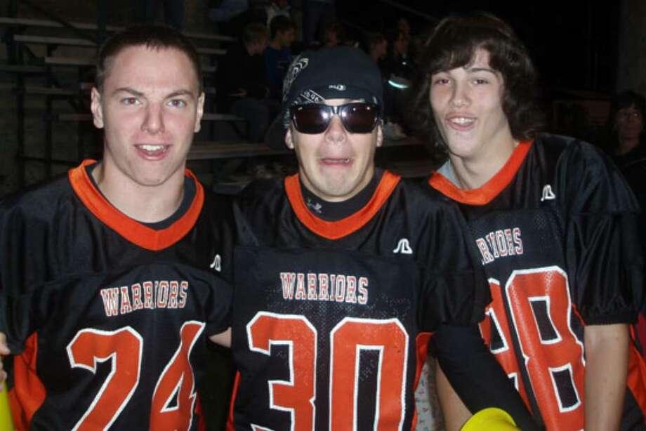 Were you seen at 2009 Mohonasen's homecoming game against Scotia? Photo: Jennifer Korszun