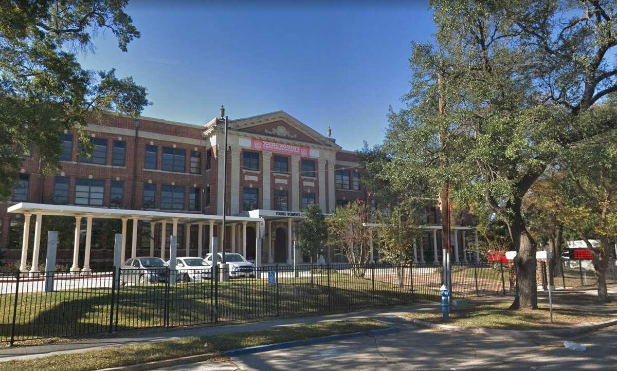 25. Young Women's College Prep AcademyTexas rank: No. 74National rank: No. 549Houston ISD