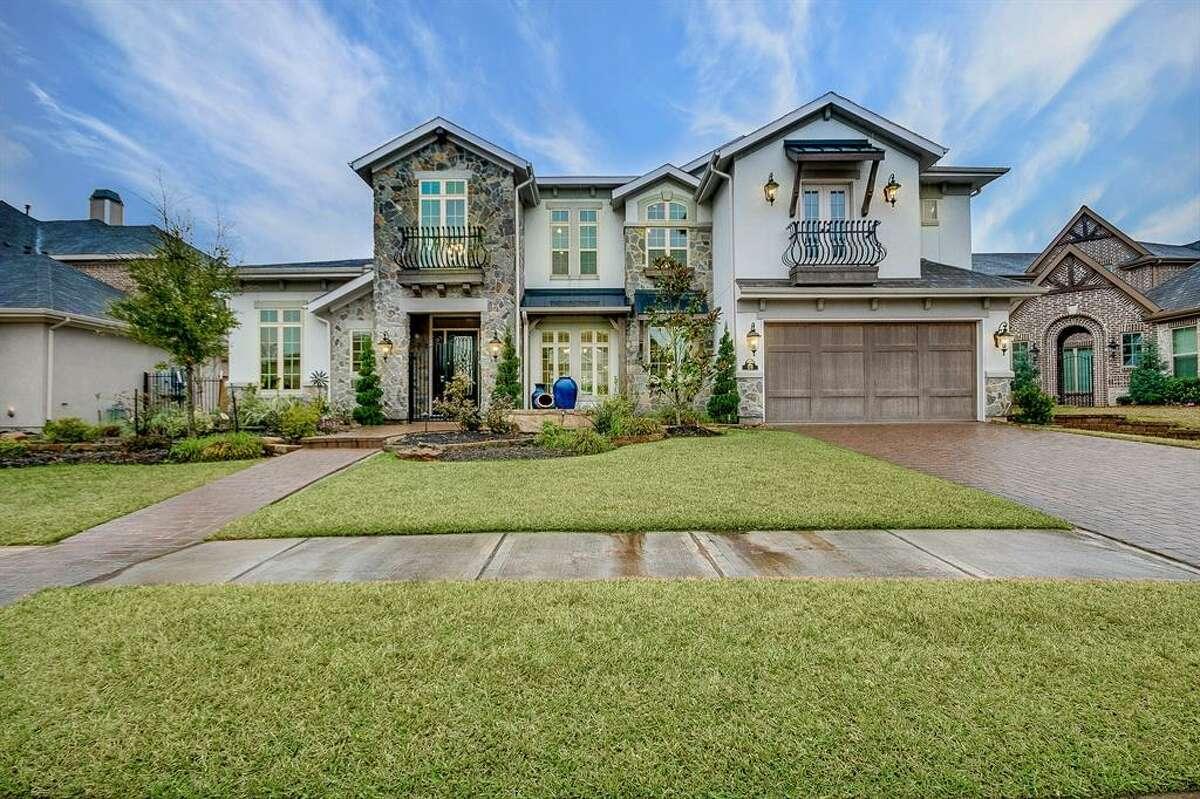 Conroe: 59 Oak Estates Drive List price: $795,150 Square feet: 4,889