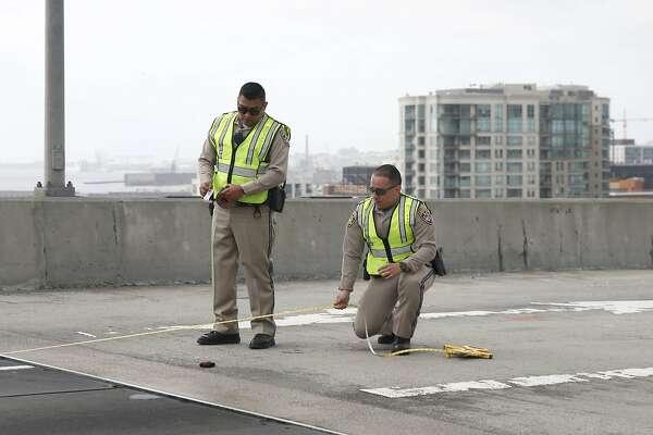 SF man identified as motorcyclist who died in Bay Bridge crash