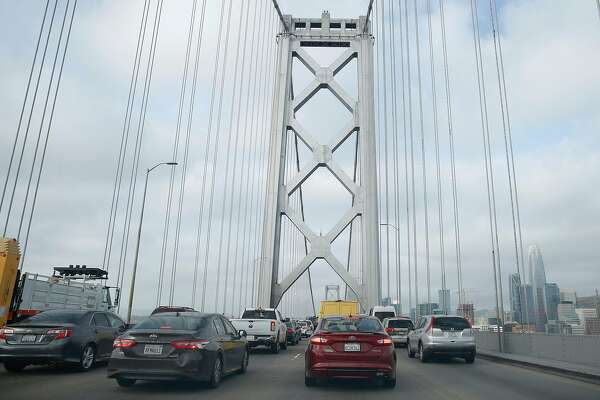 San Francisco Motorcycle >> Motorcyclist Dies On Bay Bridge Creating Traffic Nightmare