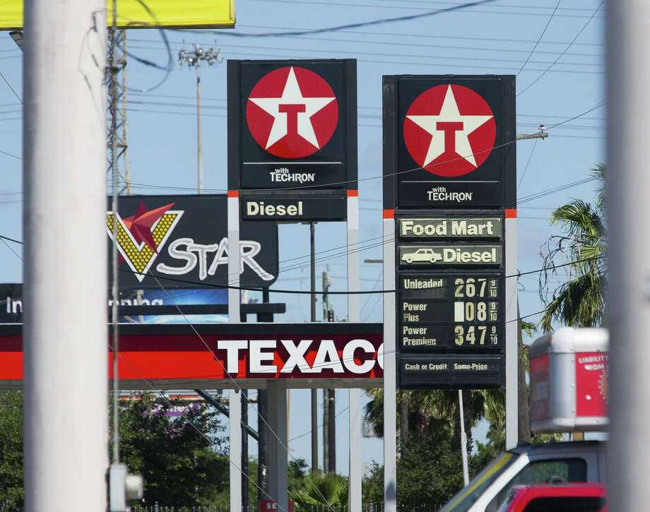 Gas Prices In Texas >> Gas Prices Fall As Uncertainty Over Trade Tensions Spreads