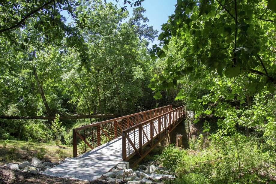 Houston Arboretum & Nature Center opens new Ravine Trail - Houston ...