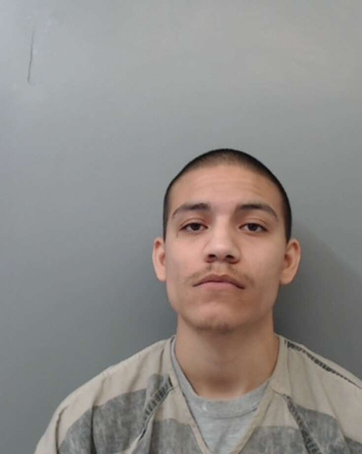 Alberto Martinez, 25, was arrested and charged with assault, family violence. Photo: Courtesy