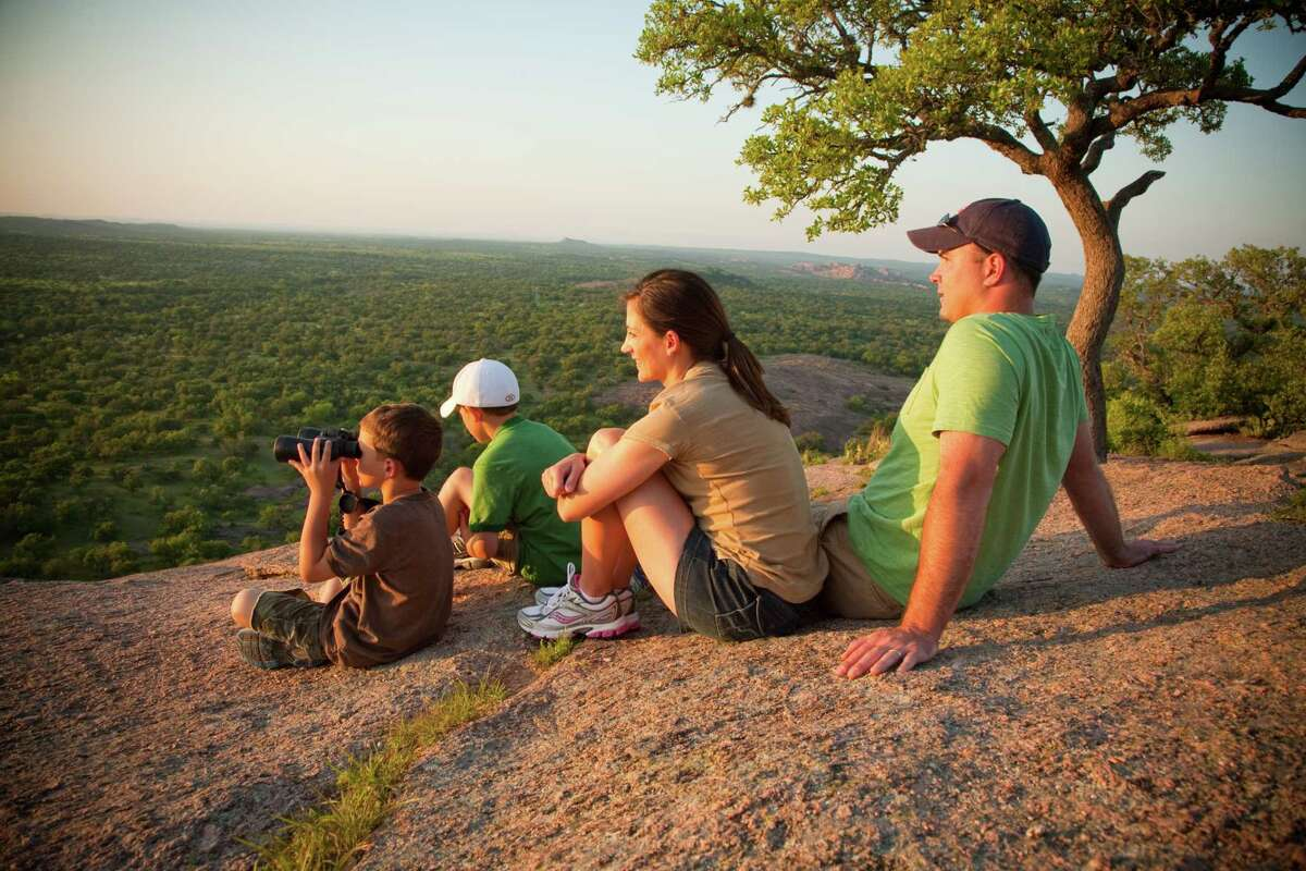 Enchanted Rock State Natural Area. (Provided, credit Steve Rawls)