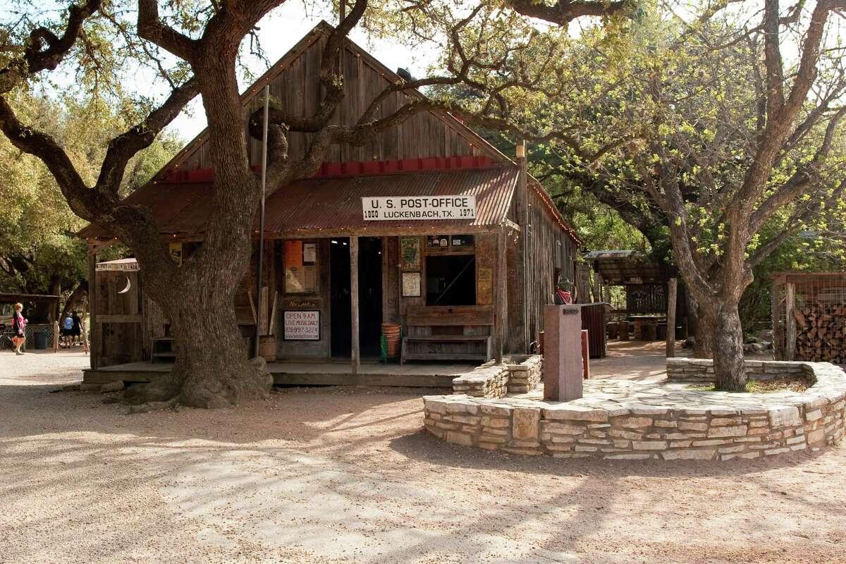 Luckenbach Texas. (Provided, credit Robbyn Dodd Photography)