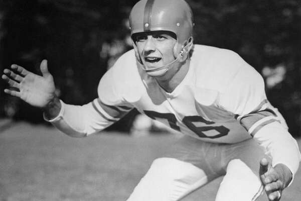 USF alum and Pro Football Hall of Famer Gino Marchetti dies at age 92 - SFChronicle.com
