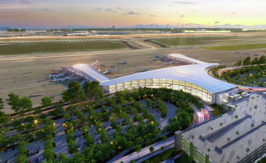 New Orleans' new passenger terminal opening has been delayed from May 15 until the fall. Photo: Louis Armstrong New Orleans International Airport