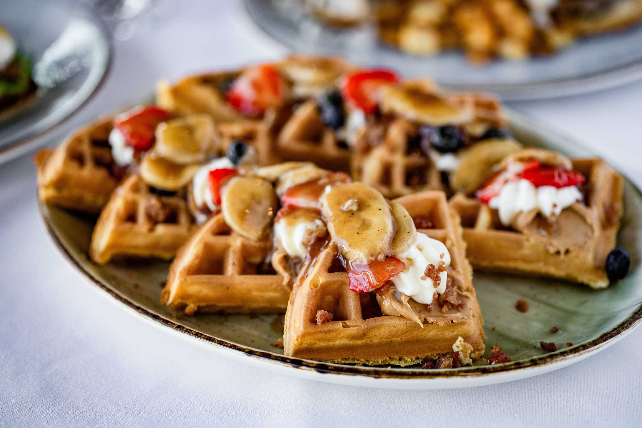 Here's where to get top-rated sweet and savory waffles in Houston