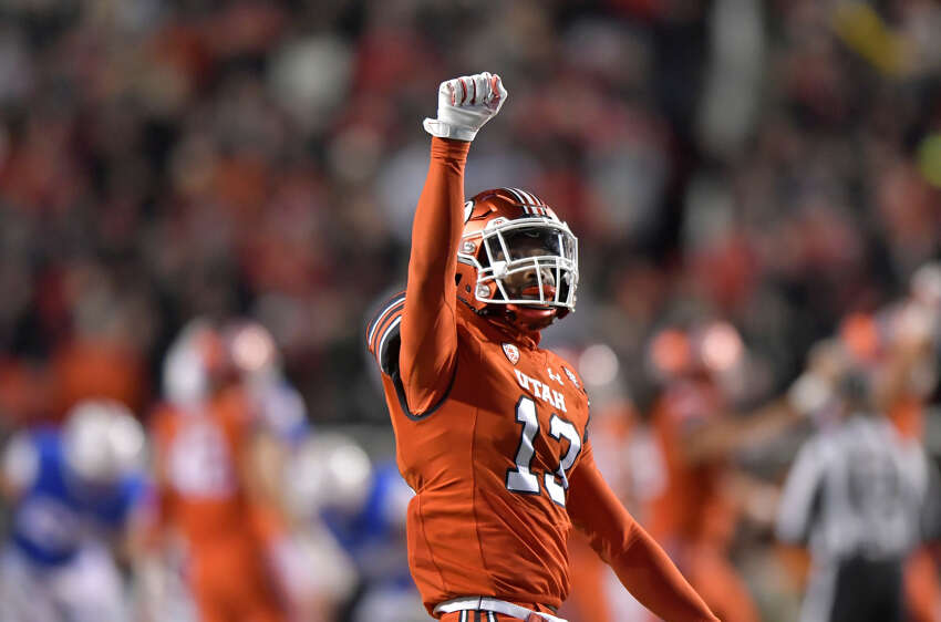 Marquise Blair (Utah) Selection: round two, No. 47 overall Position: safety Measurements: 6 feet 1, 195 pounds 2018 stats (14 games): 59 tackles (2 for loss), 2 interceptions, 2 passes defensed, 1 forced fumble Fit/analysis: Marquise Blair may be slight in build -- and will certainly need to add weight for the NFL level -- but he is one of the most physical hitters in the entire 2019 draft class. He's a very rangy athlete in the defensive backfield that throws his body around like a missile for bone-crushing tackles. Blair is similar to the player Kam Chancellor was in that regard, and will be developed at the strong safety position (like Chancellor), according to Seahawks coach Pete Carroll. Blair was viewed by some scouts as undisciplined in college and was called for a number of penalties in his career with the Utes. The Seahawks, however, don't have any problem with that. They love his versatility, too. Though he's viewed as a box safety, Blair said he played strong and free safety equally for the Utes. Schneider added that he saw flashes of corner potential in Blair during his workout at the combine.