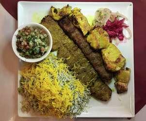 Review San Antonio Iranian Restaurant Saffron Persian