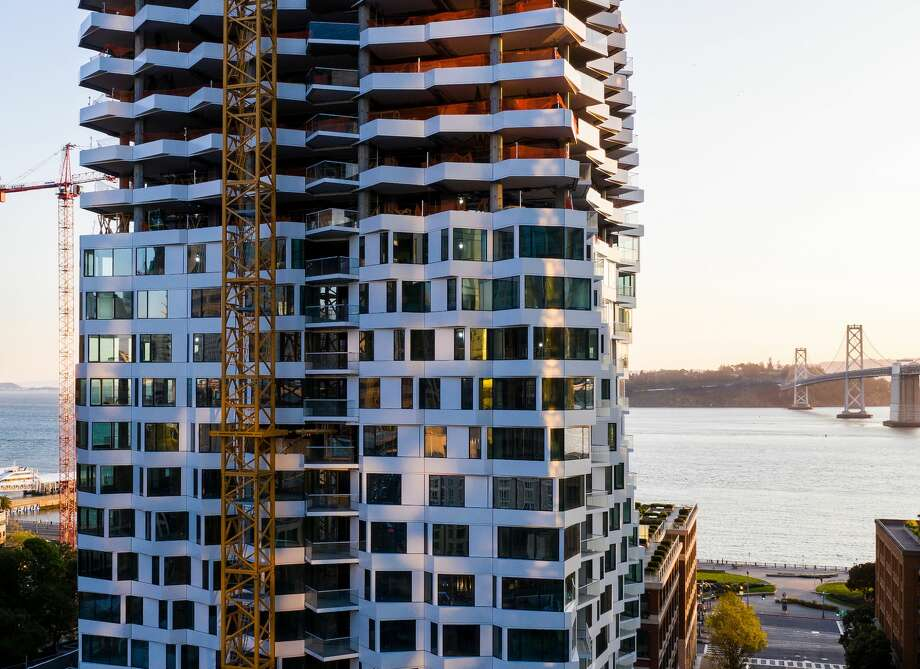 The 400-foot-tall MIRA is slated to open in late 2019 with 392 new luxury residences. Photo: Jason O'Rear