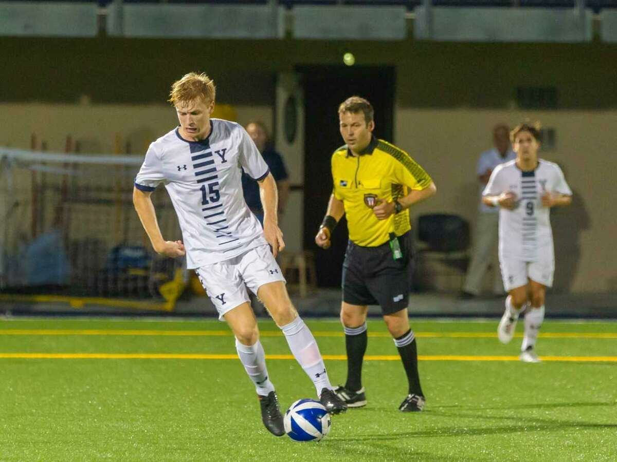 Nicky Downs was a four-year starter who was second in scoring for the Yale men's soccer team this past fall.