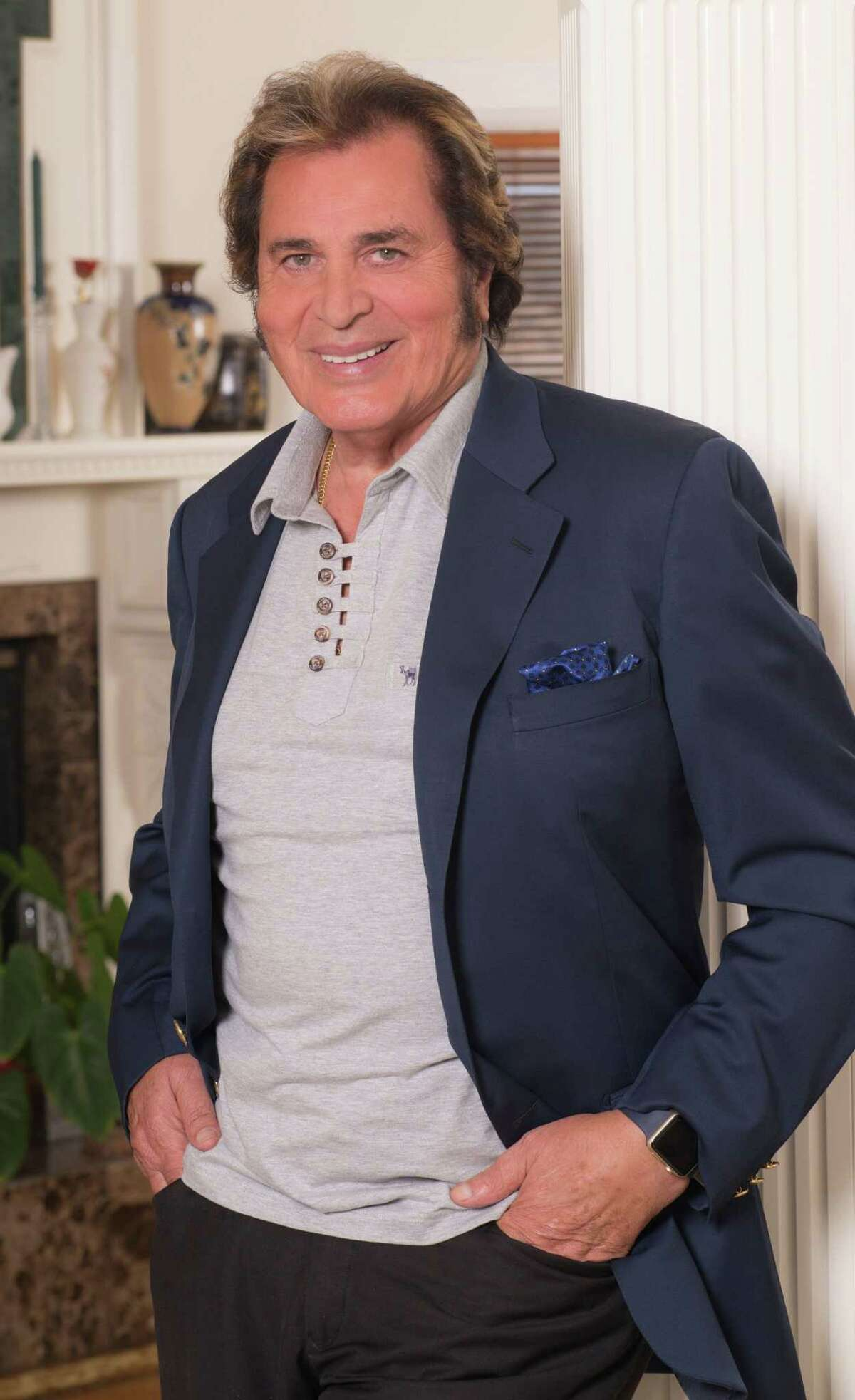 Engelbert Humperdinck will perform at the Fox Theater at Foxwoods Resort Casino on May 11.