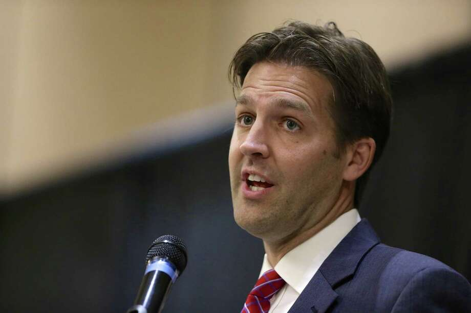 "Sen. Ben Sasse, R-Neb has introduced legislation, the ""Born-Alive Abortion Survivors Protection Act,"" has prompted President Trump to misrepresent Democrats' abortion views. Photo: Nati Harnik /AP / AP"