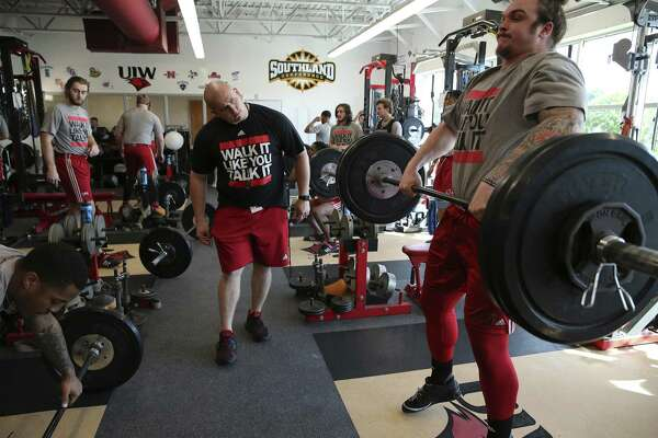 Uiw Cardinals Putting Greater Emphasis On Strength Training With