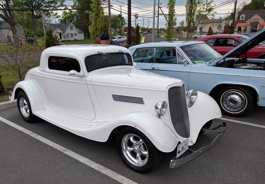 Paradice Classic Cruisers in New Milford will resume its family-friendly cruise nights Tuesdays from 5 to 9 p.m. beginning May 7 in the parking lots between Panera Bread and Webster Park at Litchfield Crossings, off Route 7 and Dodd Road. Photo: Courtesy Of Paradice Cruisers / The News-Times Contributed