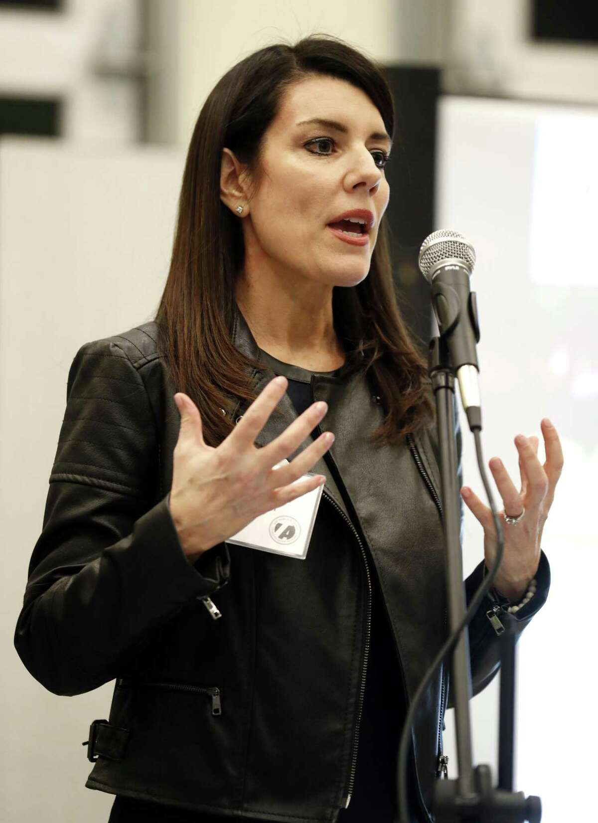San Francisco Supervisor Catherine Stefani wants the city to make better use of a state law that allows gun seizures.Stefani penned a resolution that was passed by the Board of Supervisors Tuesday declaring that the National Rifle Association is a domestic terrorist organization.