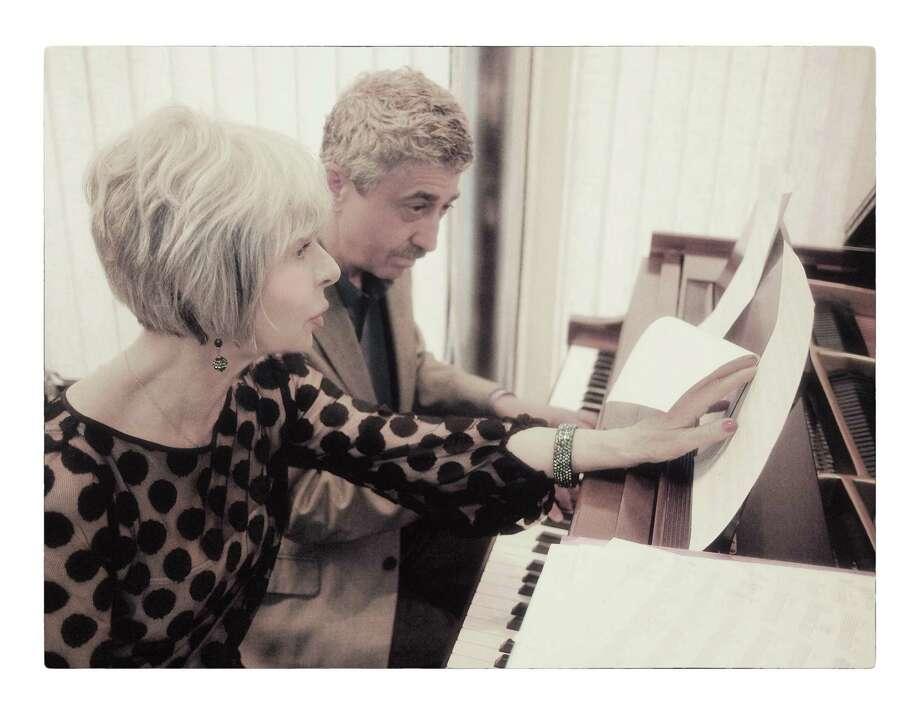 The Spring Jazz Series at the Palace Theater Poli Club continues May 10, 2019 with the June Bisantz and Alex Nakhimovsky. Photo: Contributed Photo