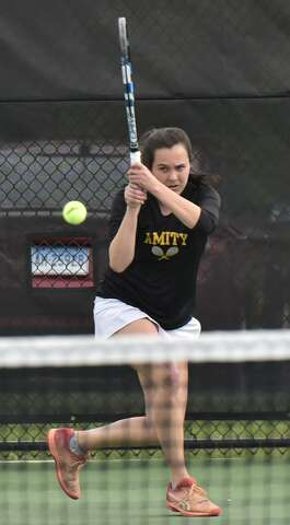 Tuesday's Roundup: Hand girls tennis wins 49th straight