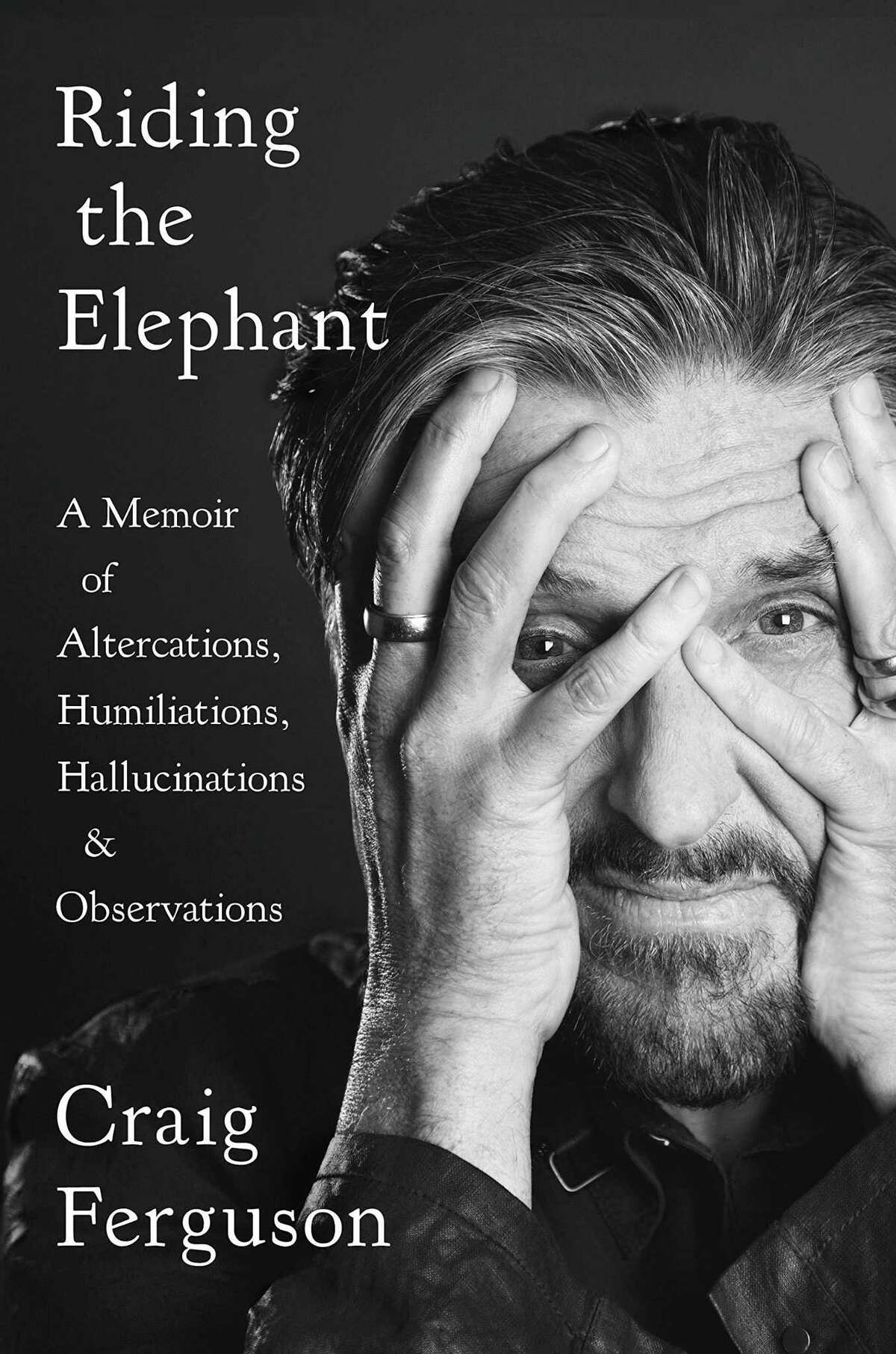 Craig Ferguson will discuss his new memoir,