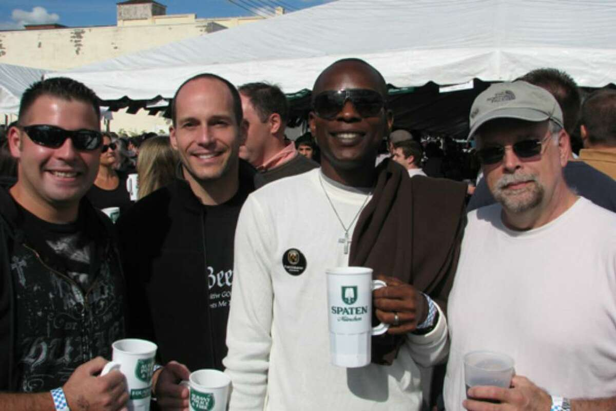 Were you seen at 2009 Oktoberfest at Wolff's Biergarten?