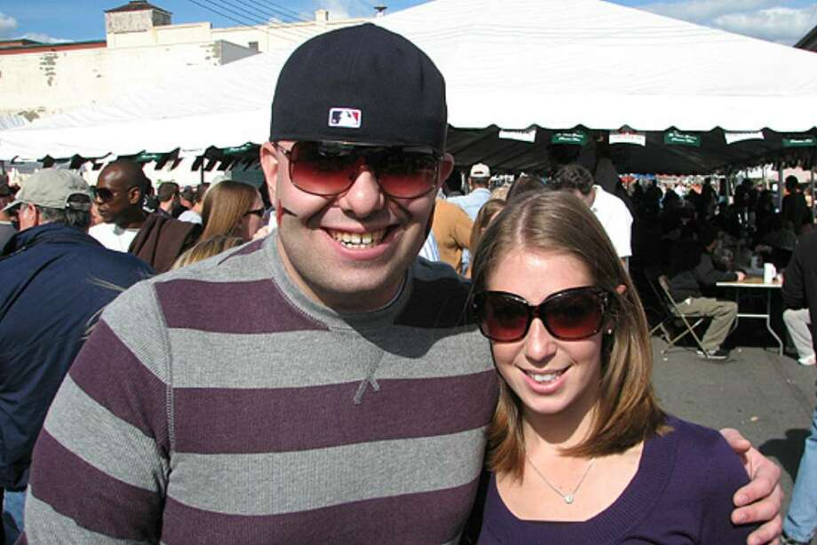 Were you seen at 2009 Oktoberfest at Wolff's Biergarten? Photo: Kristi Gustafson