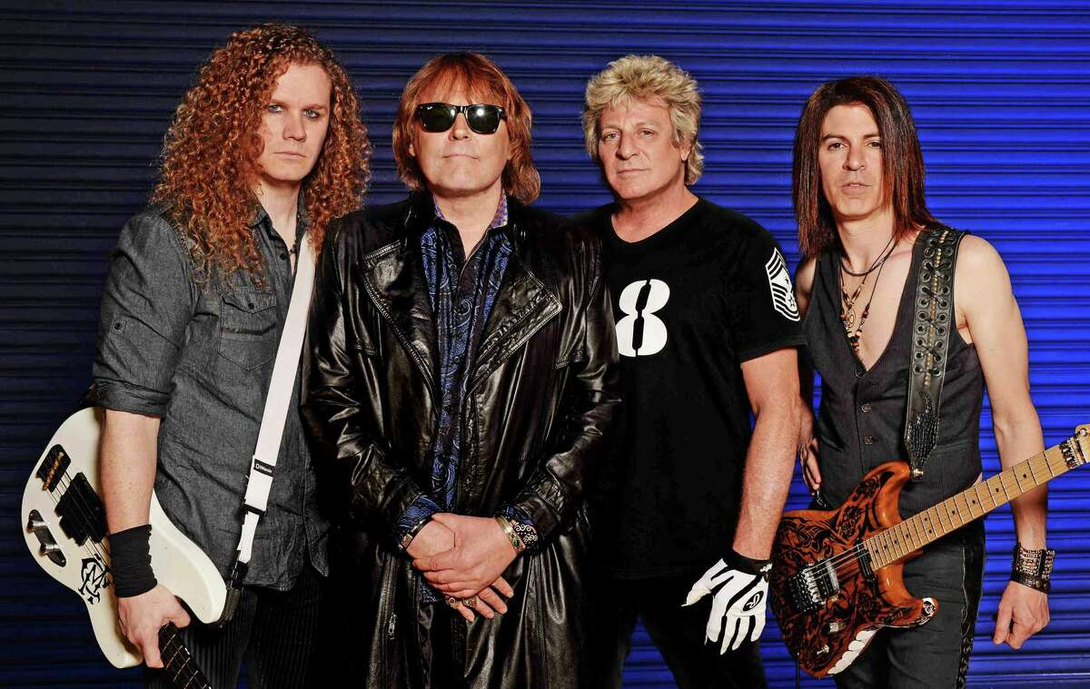 The group Dokken will headline the season's first summer concert on the plaza outside MGM Springfield May 11.