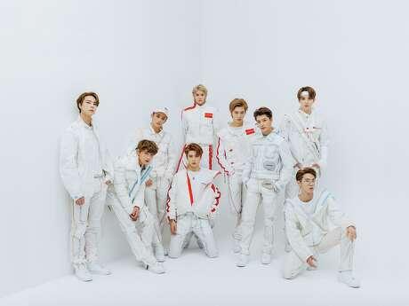 Seoul-based K-pop group NCT127