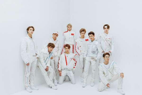 K-pop's NCT 127 is next in line for U S  stardom - HoustonChronicle com