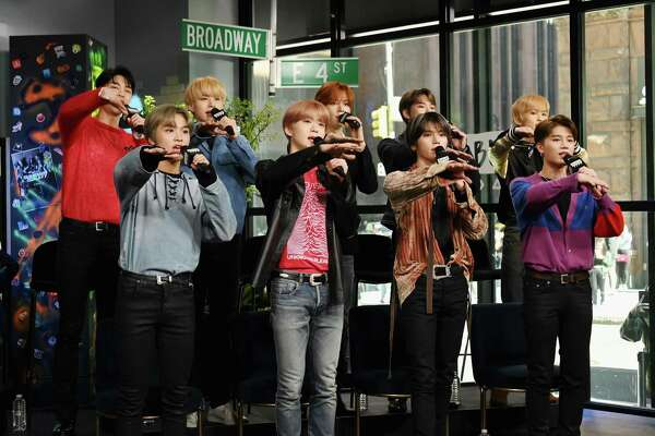 K-pop's NCT 127 is next in line for U S  stardom