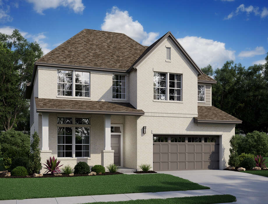 Trendmaker Homes is now selling both one and two story homes in Balmoral. Photo: Trendmaker Homes